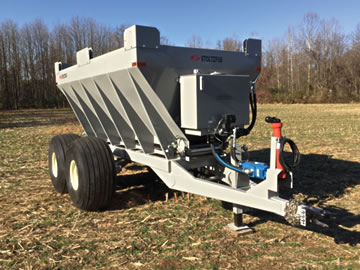 WLS 100 Lime Spreader