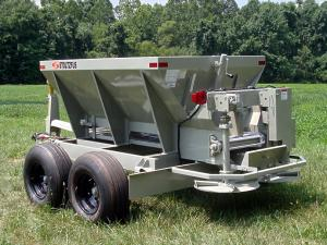 custom lime fertilizer spreader